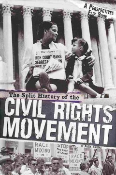 The split history of the Civil Rights Movement: activists' perspective cover image