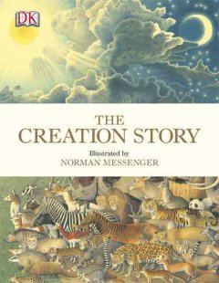 The creation story cover image