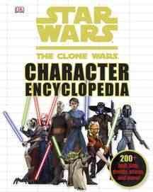 Star wars, the clone wars character encyclopedia cover image