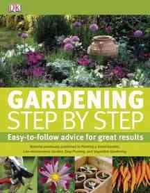 Gardening step by step cover image