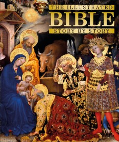The illustrated Bible : story by story cover image