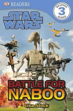 Star Wars, battle for Naboo cover image