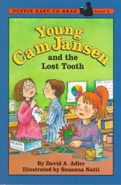 Young Cam Jansen and the lost tooth cover image