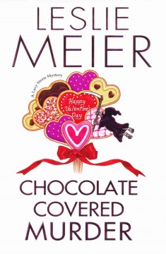 Chocolate covered murder : a Lucy Stone mystery cover image