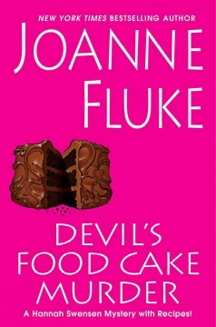 Devil's food cake murder cover image