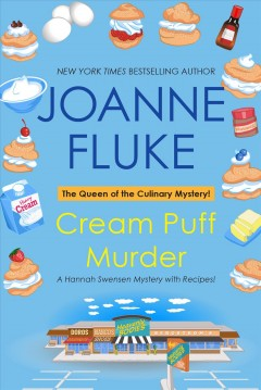 Cream puff murder cover image