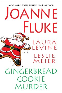 Gingerbread cookie murder cover image