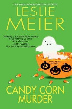 Candy corn murder : a Lucy Stone mystery cover image