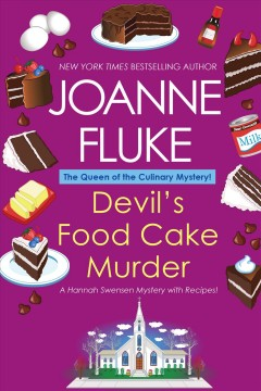 Devil's food cake murder cover image