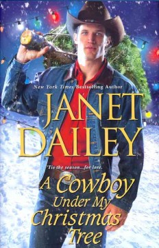 A cowboy under my Christmas tree cover image