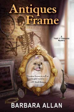 Antiques frame cover image