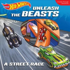 Unleash the beasts : a street race cover image