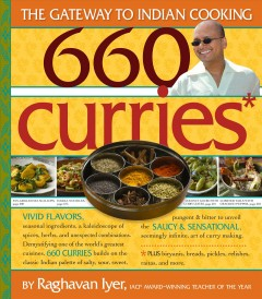 660 curries : the gateway to the world of Indian cooking cover image