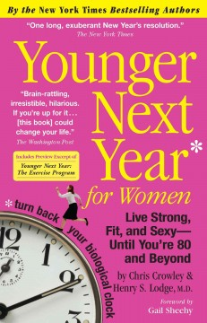 Younger next year for women cover image
