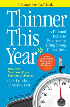 Thinner this year : a younger next year book cover image
