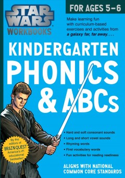 Kindergarten phonics & ABCs cover image