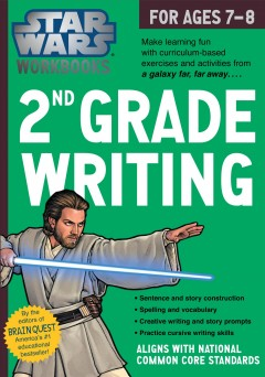 2nd grade writing cover image