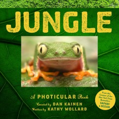 Jungle : a photicular book cover image