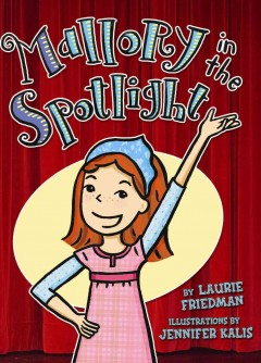 Mallory in the spotlight cover image