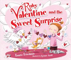 Ruby Valentine and the sweet surprise cover image