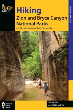 Falcon guide. Hiking Zion & Bryce Canyon National Parks cover image