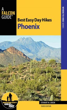 Falcon guide. Best easy day hikes. Phoenix cover image