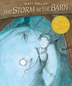 The storm in the barn cover image