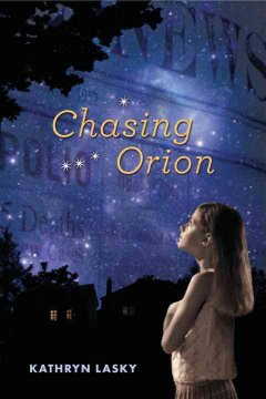 Chasing Orion cover image