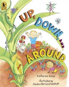 Up, down and around cover image