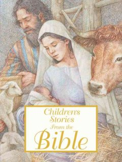 Children's stories from the Bible : stories retold cover image