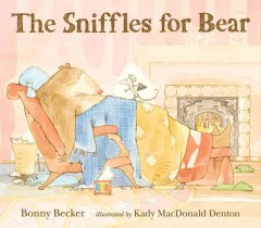 The sniffles for Bear cover image