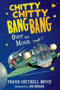 Chitty Chitty Bang Bang over the moon cover image