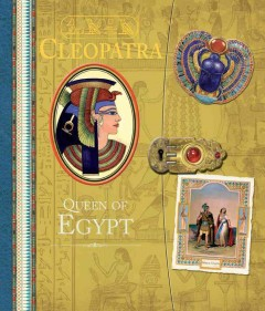 Cleopatra : queen of Egypt cover image