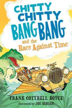 Chitty Chitty Bang Bang and the race against time cover image
