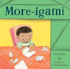 More-igami cover image