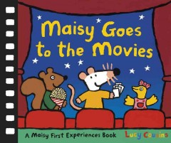 Maisy goes to the movies cover image