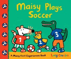 Maisy plays soccer cover image