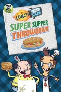 Super supper throwdown cover image