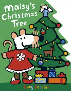 Maisy's Christmas tree cover image
