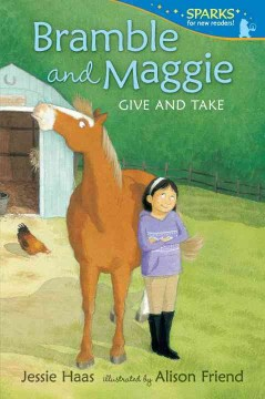 Bramble and Maggie : give and take cover image