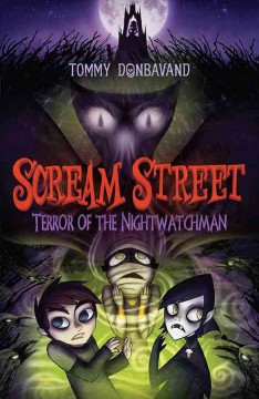 Scream Street: terror of the nightwatchman cover image