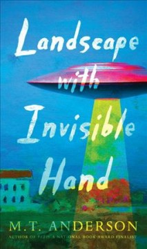 Landscape with invisible hand cover image