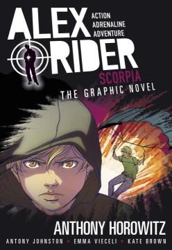 Alex Rider. Scorpia : the graphic novel cover image