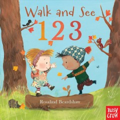 Walk and see 123 cover image