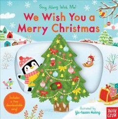 We wish you a Merry Christmas cover image