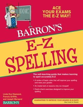 E-Z spelling cover image