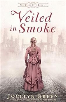 Veiled in smoke cover image