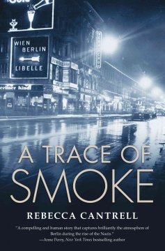 A trace of smoke cover image