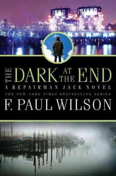 The dark at the end cover image