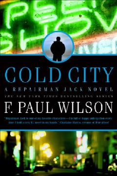 Cold city cover image